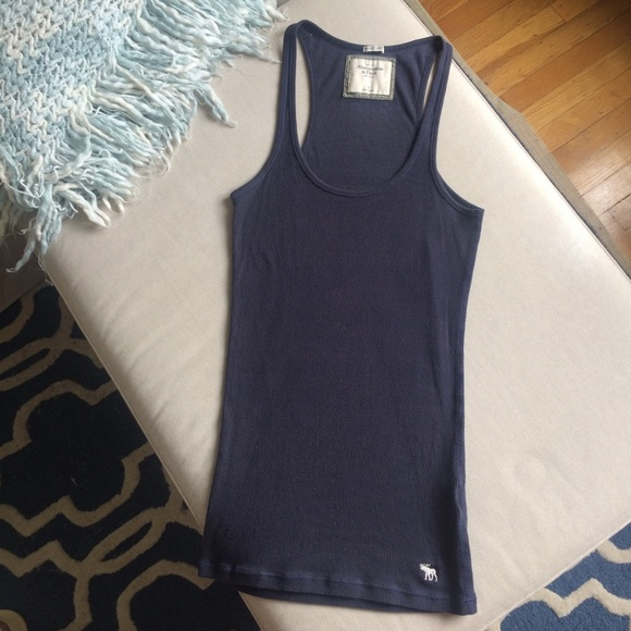 606535d8d3175 Abercrombie   Fitch Tops - Abercrombie   Fitch Ribbed Tank